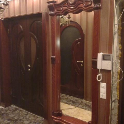 Комплект дверей и декора